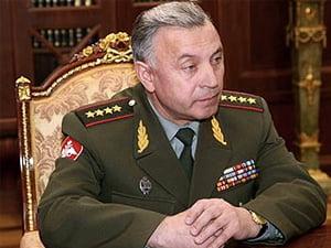Seful armatei ruse: Nu exclud un razboi nuclear