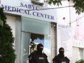 Seful clinicii Sabyc cere sa fie eliberat pe cautiune din cauza problemelor cardiace