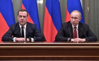 Seful fiscului din Rusia, Mihail Misustin, a fost desemnat premier dupa demisia lui Medvedev
