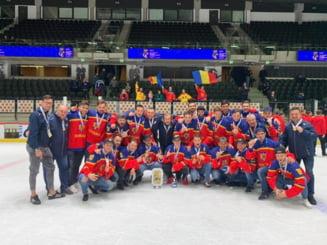 "Seful hocheiului romanesc, acuze dure dupa performanta superba a echipei nationale: ""Am ajuns sus, desi avem singura capitala fara patinoar in Europa"""