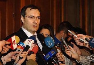 Seful interimar al SRI, Florian Coldea, audiat in Parlament dupa acuzatiile Elenei Udrea (Video)