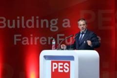 Seful socialistilor europeni, reales la al zecelea congres