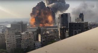 Seful vamii din portul Beirut, arestat in ancheta privind explozia devastatoare