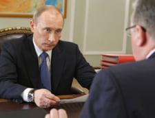 Seful vamilor din Rusia mustrat de Putin - vezi motivul