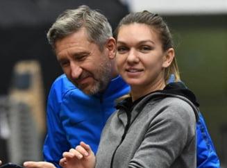 Segarceanu dezvaluie motivul real pentru care Simona Halep s-a rastit la propriul antrenor in timpul meciului de la Miami