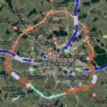 Segment important din Autostrada Capitalei, blocat in instanta. Curtea de Apel Bucuresti cere reevaluarea ofertelor