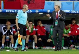 Selectionerul Albaniei, despre preluarea nationalei Romaniei: Sunt interesat, putem merge la Cupa Mondiala din 2018