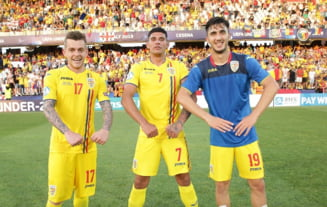 Selectionerul Angliei contesta victoria Romaniei de la EURO U21