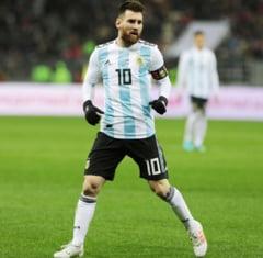 Selectionerul Argentinei: Messi este singurul jucator de care nu ma pot atinge