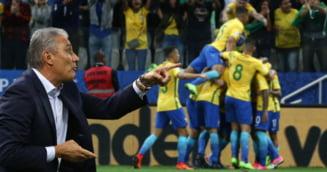 Selectionerul Braziliei a anuntat o prima parte din lotul pentru CM 2018
