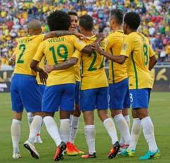 Selectionerul Braziliei a fost dat afara dupa dezastrul de la Copa America