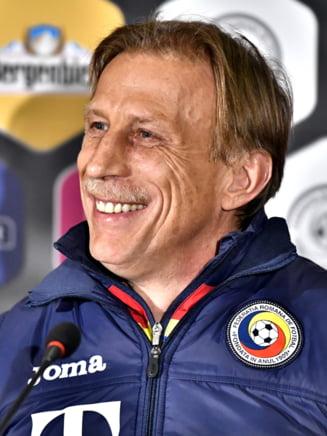 Selectionerul Daum a asistat la Viitorul - Steaua si a ramas impresionat de un jucator