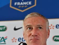 Selectionerul Frantei: Daca Romania a primit 4 goluri nu inseamna ca nu stie sa se apere