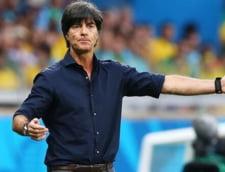 Selectionerul Germaniei anunta ca isi doreste in viitor sa o antreneze pe Real Madrid
