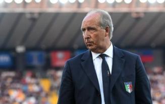 Selectionerul Italiei face o declaratie neasteptata dupa ratarea calificarii la Cupa Mondiala