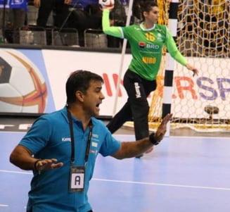 Selectionerul Romaniei, exasperat de noul regulament din handbal: Ce mai vor?