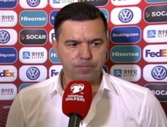 """Selectionerul Romaniei a rabufnit dupa victoria cu Malta: """"Ii dau in judecata!"""""""