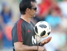 Selectionerul Spaniei risca sa fie demis dupa ce a semnat cu Real Madrid