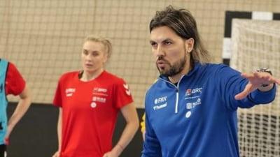 "Selectionerul nationalei de handbal, dupa esecul cu Norvegia: ""Totul e la mana noastra"". Portarita Denisa Dedu se plange de arbitraj"