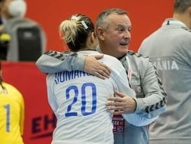 "Selectionerul nationalei de handbal feminin: ""Coltescu e un baiat bun, il cunosc"""