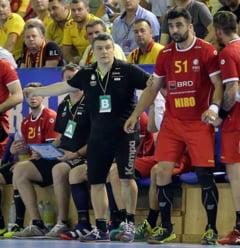 Selectionerul nationalei masculine de handbal a demisionat