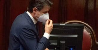 Semi-izolare pentru o luna. Italia inaspreste restrictiile dupa un numar record de noi infectii cu SARS-CoV-2