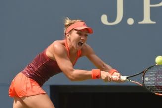 Semifinala dintre Simona Halep si Flavia Pennetta, amanata de organizatori - cand se va disputa partida