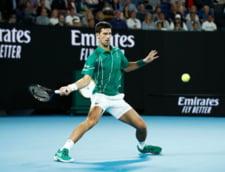 Semifinala incendiara la Australian Open: Roger Federer vs Novak Djokovic