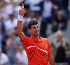 Semifinale de vis la Roland Garros: Jucatorii din Top 4 ATP se lupta pentru trofeul de la Paris