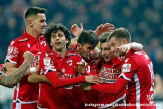 Semifinalele Cupei Romaniei, Dinamo - FCSB 0-3