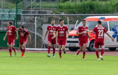 Semifinalele Cupei Romaniei, Sepsi - Poli Iasi 5-1