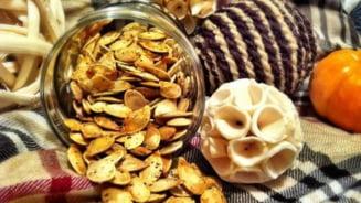 Semintele de dovleac previn cancerul, scad colesterolul si trateaza infectiile urinare