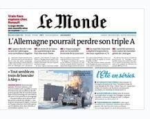 Semnal de alarma tras de intelectuali europeni in Le Monde: Nu ignorati criza din Romania!