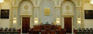 Senat: Conflictul de interese si incompatibilitatea demnitarilor se prescriu dupa 3 ani