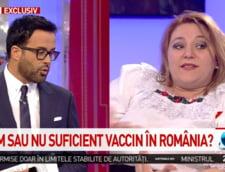 """Senatoarea AUR Sosoaca boicoteaza Antena 3, dupa schimbul dur de replici cu Gadea: """"Eu am plecat fara sa ii anunt"""""""