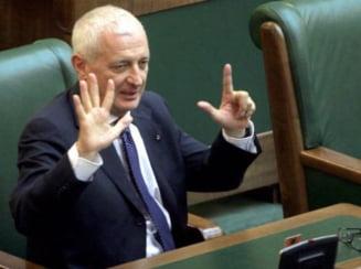 Senator din 1990, Gyorgy Frunda nu intra in Parlament nici dupa redistribuire