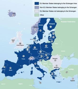 Senatorii, informati despre stadiul aderarii Romaniei la Spatiul Schengen