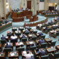 Senatorii PNL au votat impotriva a doua proiecte de lege initiate de PSD