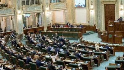 Senatorii au respins OUG privind contribuția personală pentru serviciile de spitalizare continuă oferite de privaţi VIDEO