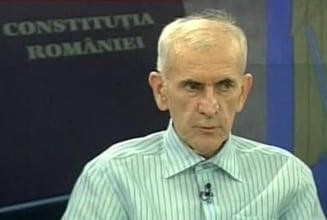 Senatorii il comemoreaza pe Antonie Iorgovan