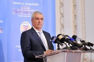 Senatorii nu vor vota in 2018 ridicarea imunitatii lui Tariceanu