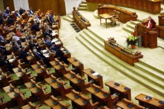 Senatorii si-au votat bugetul pentru anul viitor. La cat se ridica fabuloasa suma