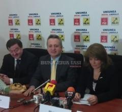 Senatorul PD-L de Iasi Mihaela Popa a trecut la PNL - UPDATE - FOTO, VIDEO