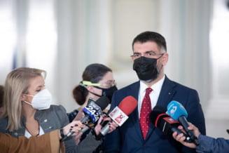 Senatorul PSD Cazanciuc: USR sustine din ratiuni electorale ''Fara penali''. In realitate, vrea sa-l scape pe ''penalul'' Barna