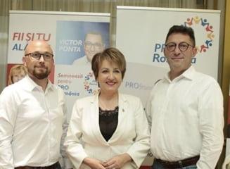 Senatorul PSD de Neamt, Emilia Arcan, a trecut la Pro Romania si ar urma sa candideze impotriva baronului Ionel Arsene