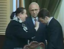 Senatorul care l-a miruit pe Sova vrea sa fie judecator la CCR (Surse)