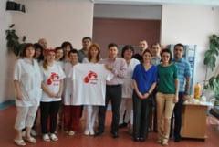 Senatorul de Arad Constantin Traian Igas ii invita pe aradeni sa doneze sange