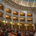 Senatul, convocat luni in sesiune extraordinara, pentru reexaminarea Codului Fiscal