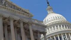 Senatul SUA a respins proiectul bugetului - agentiile federale americane sunt aproape de inchidere