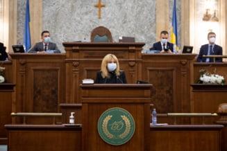 Senatul a abrogat interzicerea instrainarii actiunilor detinute de stat la companiile si societatile nationale